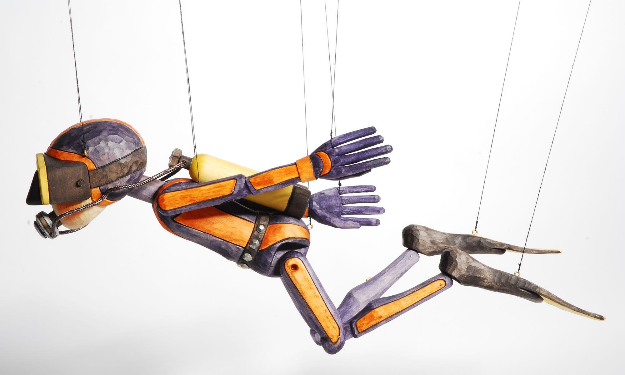 Marionety Truhlář